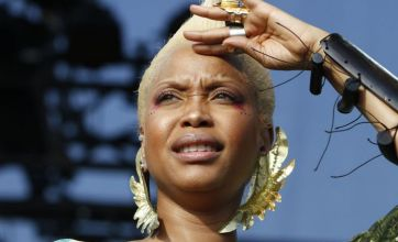 Erykah Badu fined for naked Window Seat video stunt