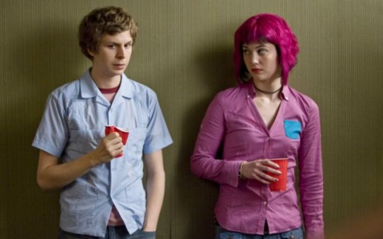 Michael Cera find his perfect woman in Mary Elizabeth Winstead in Scott Pilgrim vs The World (Photo: Universal Pictures)