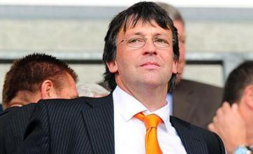 Karl Oyston still has part to play at Blackpool, says Ian Holloway