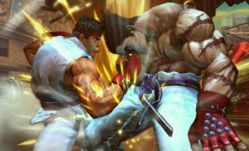 Mortal Kombat X Street Fighter?