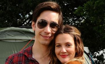 V Festival 2010: Justin Long asks to sleep alone from Drew Barrymore