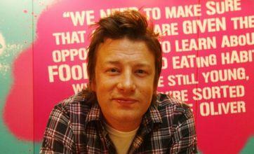 Jamie Oliver scoops an Emmy for Food Revolution