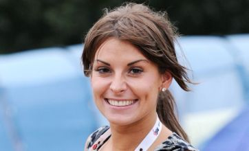 V Festival 2010: Striptease surprise for Coleen Rooney and Dizzee Rascal