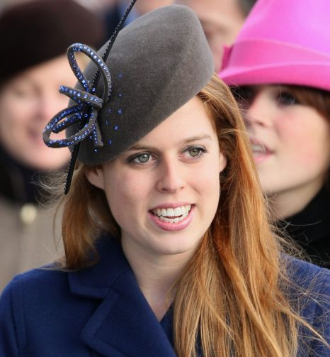 Princess Beatrice had her first smooch aged 13 (Photo: Getty Images)