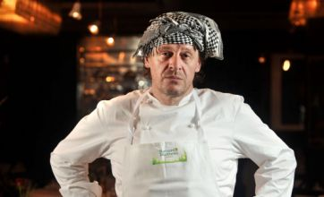 Marco Pierre White finds life after kitchens bootiful