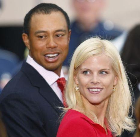 Split: Tiger Woods and Elin Nordegren