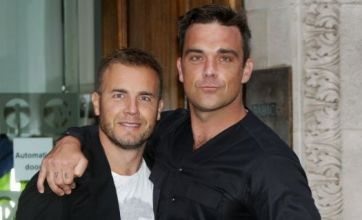 Robbie Williams: Take That reunion almost didn't happen because of 'nasty' Gary Barlow digs