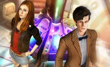 Games review: Doctor Who: TARDIS materialises