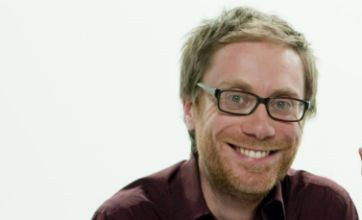 The Office's Stephen Merchant: Ricky Gervais needs to eat more vegetables