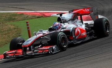 Jenson Button beaten to Italian Grand Prix pole by Fernando Alonso