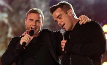 Robbie Williams and Gary Barlow to reveal Take That clashes on Paul O'Grady show