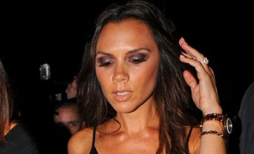 Victoria Beckham and Eva Longoria are Twittering twins