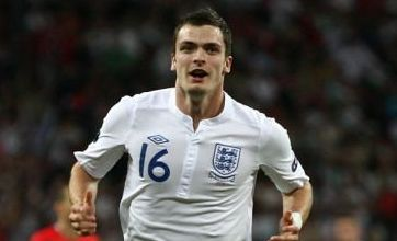 England's Adam Johnson still fells pain of World Cup snub
