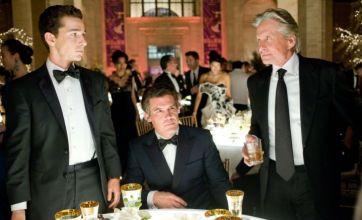 Michael Douglas in new Wall Street: Money Never Sleeps clips
