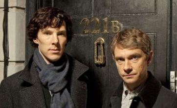 Sherlock star Martin Freeman 'turns down The Hobbit'