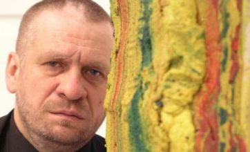 Artist suing gallery for binning one of his paintings