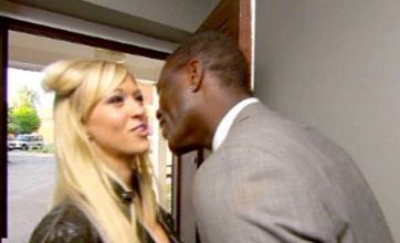 Big Brother Come Dine With Me: Brian Belo and Sophie Reade share a kiss