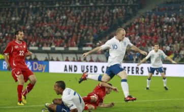 England v Switzerland – player ratings