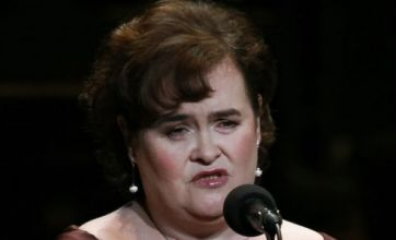 Susan Boyle 'in tears' after Lou Reed pulls the plug on her America's Got Talent performance