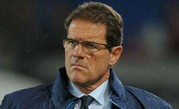 Fabio Capello will 'absolutely' quit as England manager after Euro 2012