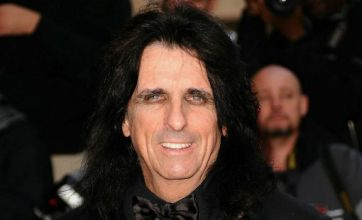 Alice Cooper: Gore-loving British fans are most extreme in the world