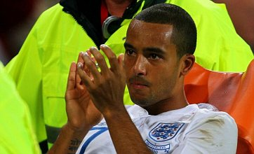 Theo Walcott hopeful of ankle injury return in time for Champions League