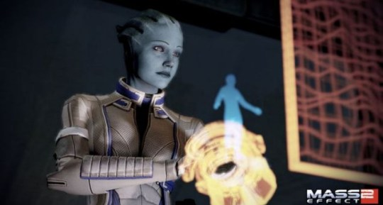 Mass Effect 2: Lair Of The Shadow Broker (360) – Yay! Liara is back
