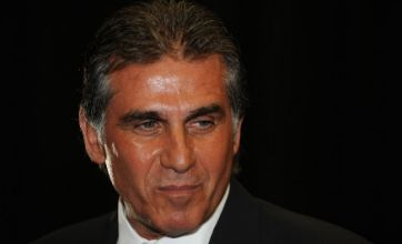 Carlos Queiroz sacked as Portugal coach