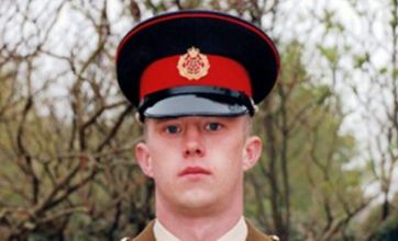 Fallen 22-year-old soldier 'had the heart of a lion'