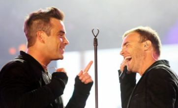 After Robbie Williams and Gary Barlow duet: A history of their feud