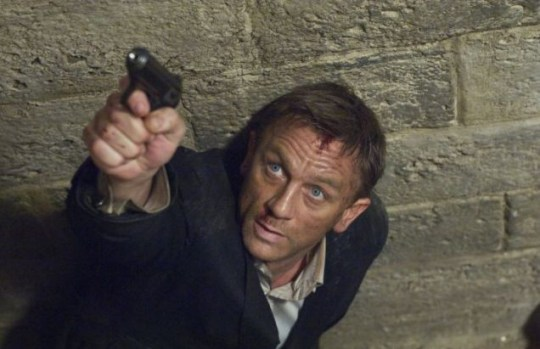 Daniel Craig will be reprising his role as 007 in Bond 23 (Photo: Reuters)