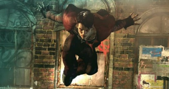 DmC: Devil May Cry – under new management