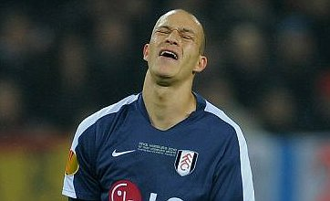 Bobby Zamora 'out for five months' confirms Fulham's Mark Hughes