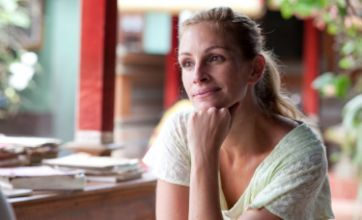 Julia Roberts: Eat Pray Love was such a big deal for me