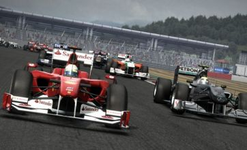 Games review – F1 2010 takes pole position