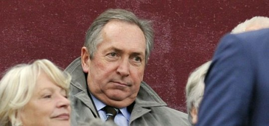 Gerard Houllier wants Aston Villa fans to be patient with him (AFP/Getty)