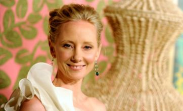 Anne Heche: I love that I don't have to do any nude scenes in Hung