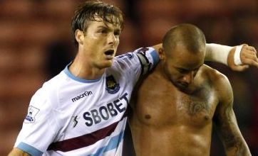 Avram Grant: West Ham were right to hold onto Scott Parker