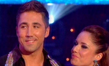 Gavin Henson steps up for a bit of Dirty Dancing