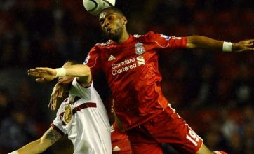Ryan Babel tweets: I failed in Liverpool defeat