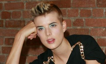 Agyness Deyn slams Jedward for stealing Henry Holland's hair do