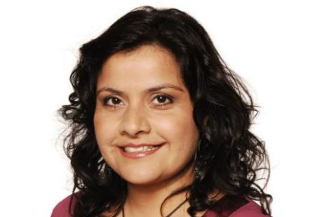 Goodness Gracious Me: Nina Wadia