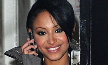 Sugababe Amelle Berrabah charged with drink-driving