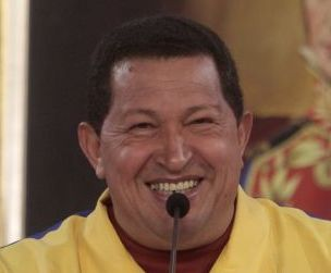 Hacked: Venezuelan President Hugo Chavez has amassed over 850,000 followers on Twitter