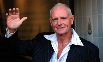 Paul Gascoigne becomes new Garforth Town manager