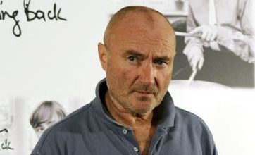 Phil Collins tops album chart for the first time in 12 years