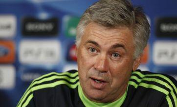 Carlo Ancelotti confident for Chelsea v Marseille