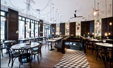 Dishoom: If this Indian restaurant is going to be a chain it's no bad thing
