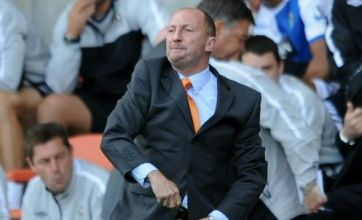 Ian Holloway slapped with 'expected' misconduct charge