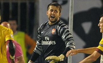 Arsenal 'to stick with Lukasz Fabianski v Chelsea even if Manuel Almunia is fit'